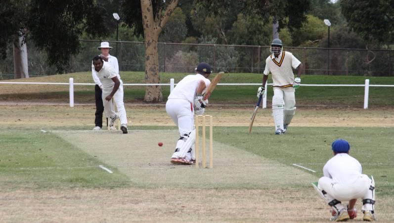 Senior Men's Cricket at YPCC