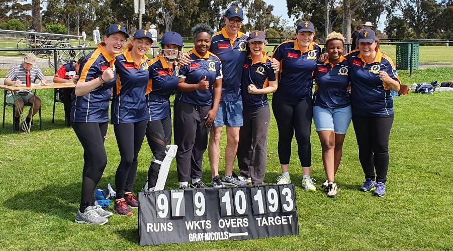 YPCC Women's Cricket Team